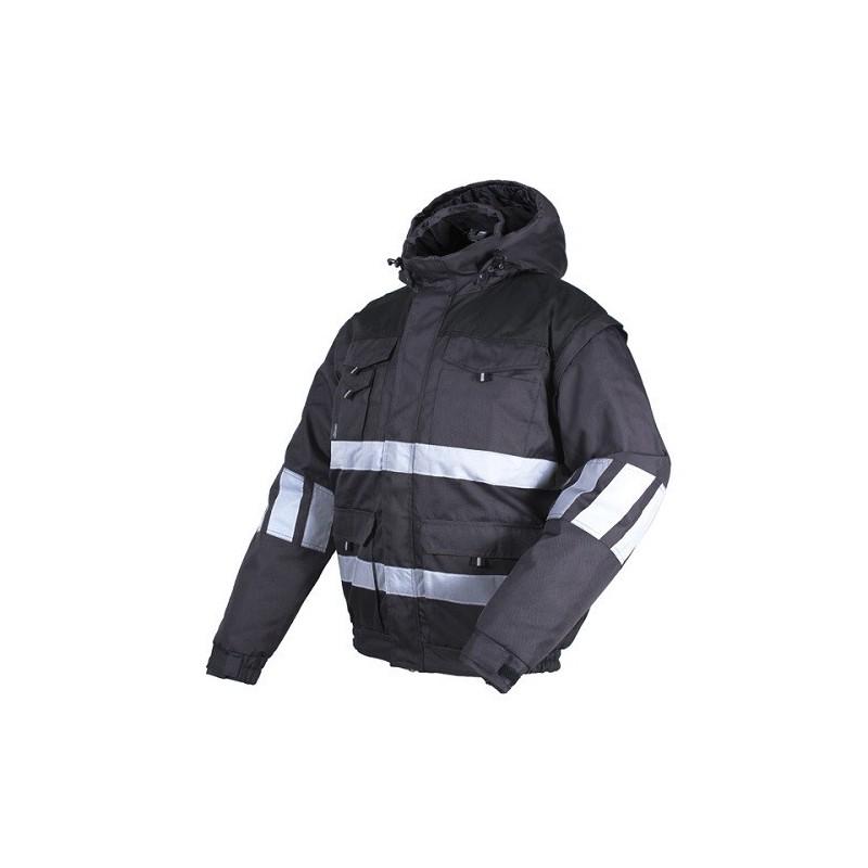 Jacket PILOT Canvas REFLECTIVE CANNYGO